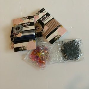 Other - Scunci Rubber Band Set